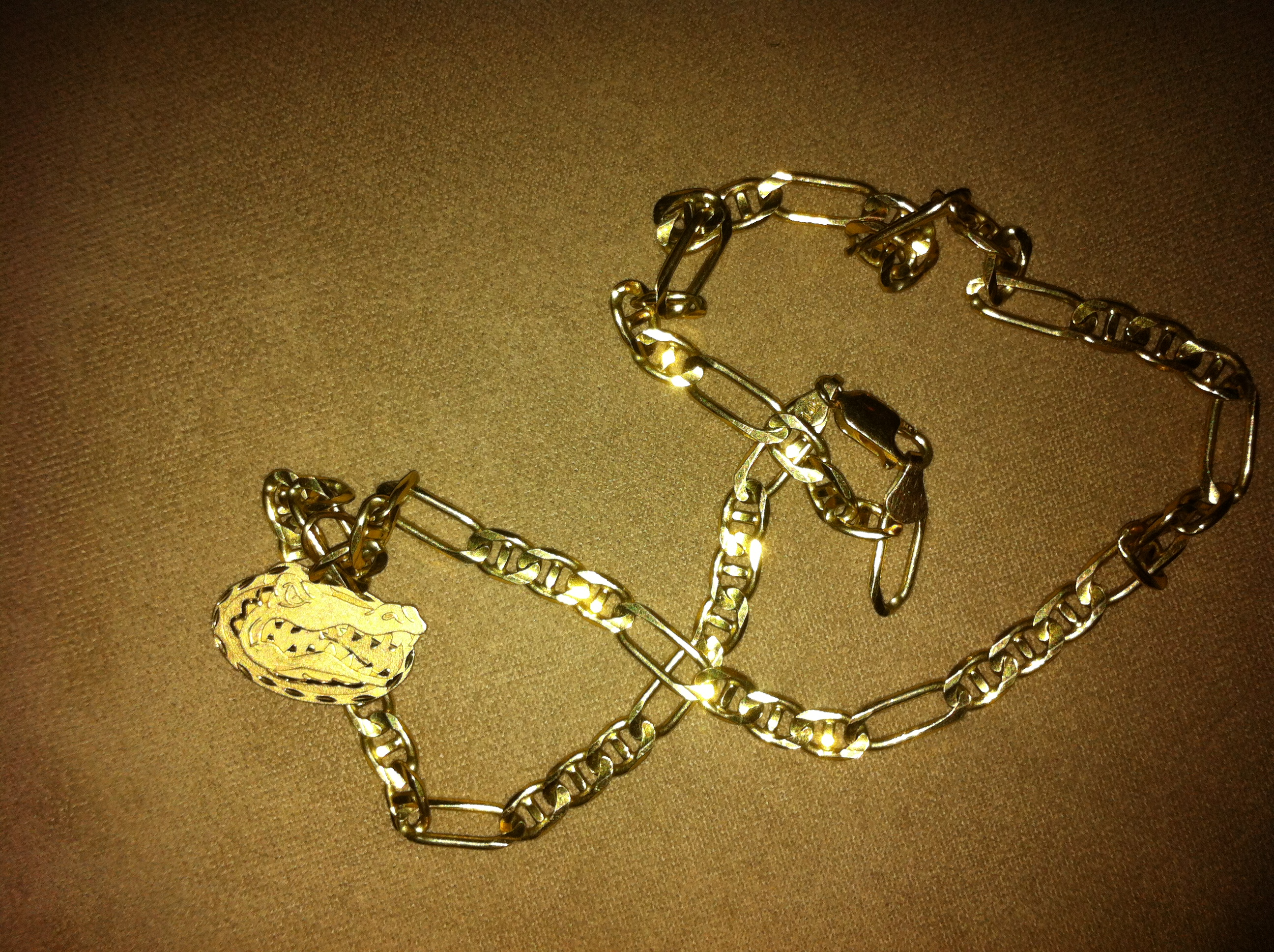 chain with jewellery drops lisadorajewellery gold chains filled lisa tictail charms vermeil dora gemstone and necklace