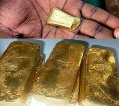 170kg Au Gold Dust With High Quality Hits 22c 94 Purity For At A Considerable Price Per Kilo